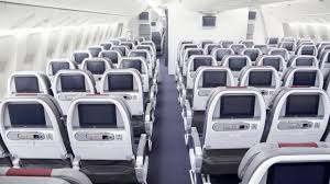 Boeing 777 Interior Airline Review American Airlines Economy Class Los Angeles To Sydney