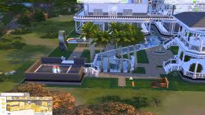 create your own mansion sims 4 build your own mansion youtube