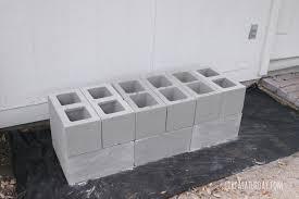 decor diy home depot cinder blocks shelf for home decoration ideas