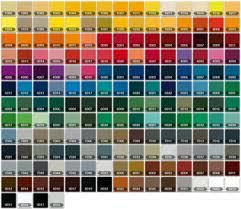 paint color code
