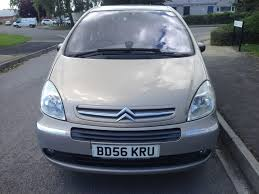 used citroen xsara picasso exclusive manual cars for sale motors