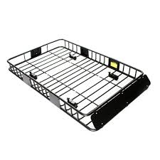 Smittybuilt Roof Rack by Smittybilt Defender One Piece Welded Roof Rack Basket 55504 Car