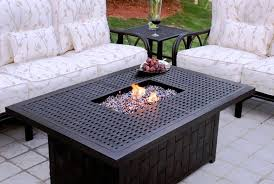 Rectangle Fire Pit - amazing rectangle fire pit home fireplaces firepits rectangle