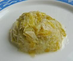 cuisiner le poireau recettes fondue de poireaux recette facile recettes astuces et déco