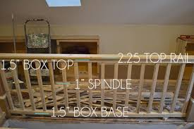 how to make a banister for stairs how to build a stair banister huksf com