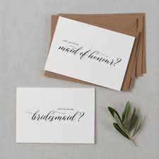 bridesmaid invitations 7 x will you be my bridesmaid card bridesmaid