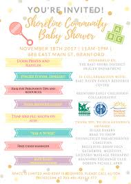 Baby Shower Tips For New Moms by Community Baby Shower To Be Held At The East Shore District Health