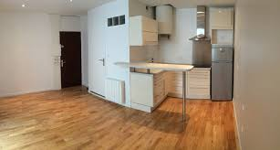 amenagement cuisine studio rénovation complète d un studio grenoble travaux