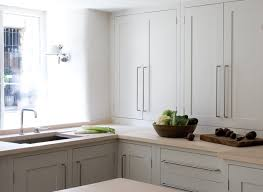 702 Hollywood The Fashionable Kitchen by Plain English Kitchens Love The Simple Panelling Traditional