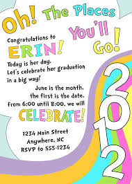 oh the places you ll go graduation party oh the places you ll go graduation invitation so could also