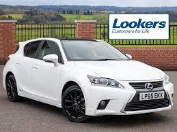 lexus cvt lexus ct 200h 1 8 advance plus 5dr cvt auto white black 2015 12
