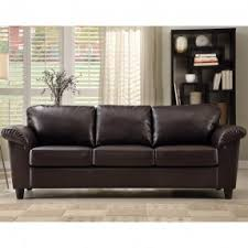 Peyton Leather Sofa Cheap Faux Leather Sofa Foter