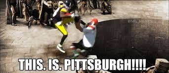 Pittsburgh Steelers Memes - sports memes of the week 9 8 no coast bias