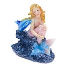 penn plax mermaid aquarium ornament walmart