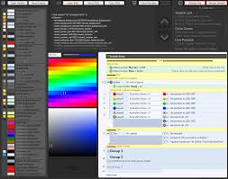 Pick Color by Color Theme Editor For C2 Release 4 Complete Scirra Forums
