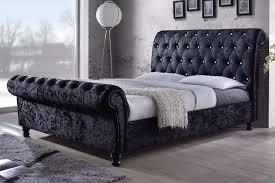 White Single Sleigh Bed Sleigh Beds Ebay