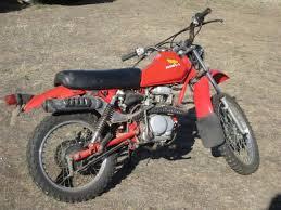 Barn Finds For Sale Australia Honda Xl100 Barn Find Vmx Honda Xl 100 Not Nos For Sale