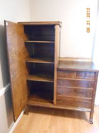 Real Wood Armoire Furniture Antique Chifferobe For Sale Rustic Armoire Clothes