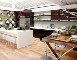 Jeff Lewis Living Spaces by Jeff Lewis Design Kitchen