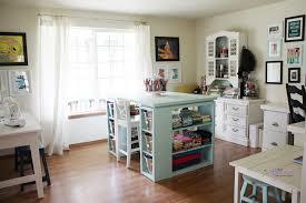 large square craft table interior beauty design craft room simple idea craft room