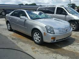 2006 cadillac cts salvage title 2006 cadillac cts sedan 4d 3 6l 6 for sale in