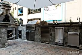 outside kitchen ideas 20 outdoor kitchen design ideas and pictures