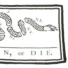French Flag Revolutionary War U S Join Or Die Snake Colonies Of The Revolutionary War Flag 3 U0027 X