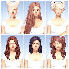 sims 4 hair cc the sims 4 hair mods free 4k wallpapers