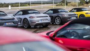 Porsche Boxster 718 - how will the 718 boxster be presented to the media