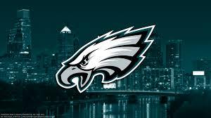 philadelphia eagles home decor eagles logo city backdrop philadelphia eagles 2017 football logo