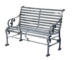 wrought iron storage bench u2013 floorganics com