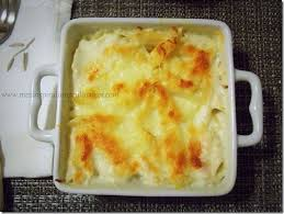 recette de cuisine simple et rapide gratin de pates facile rapide facon cyril lignac le