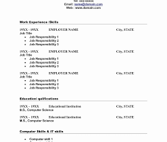 easy resume exles easy resume exles free builder best of basic build and template