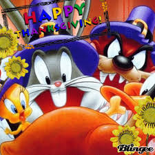happy bugs bunny thanksgiving picture 126420807 blingee