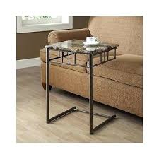 side table side table tv tray laptop desk target canada side