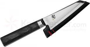 shun blue steel honesuki japanese boning knife 4 1 2