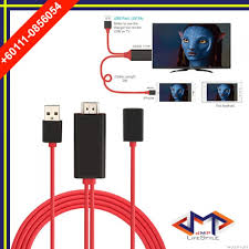 hdmi cable for android iphone android phone to hdmi cable hd tv 2m micro usb mhl fhd miracast