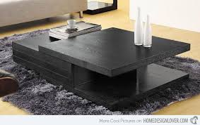 Modern Center Tables Made From Wood Home Design Lover - Tables modern design