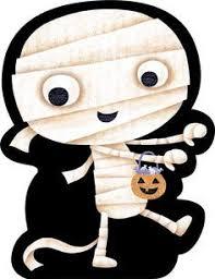 cute halloween mummy clip art ecard u0027happy halloween birthday u0027 halloween birthday happy