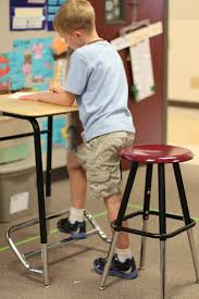Kids Computer Desk And Chair Set by How Standing Desks Can Help Students Focus In The Classroom