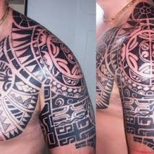 tribal arm tattoo designs sophisticated tribal shoulder tattoo