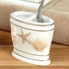 seashell bathroom set seashell bathroom decorating ideas shells