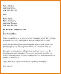 retirement resignation letter to employer congratulations on your