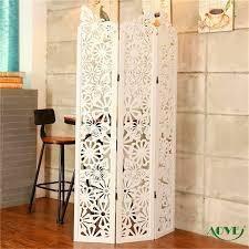 high quality pvc folding screen cheap antique room divider