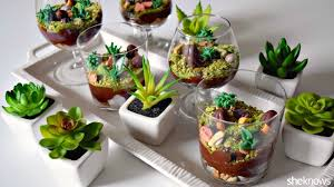 edible rocks terrarium pudding cups you won t believe are completely