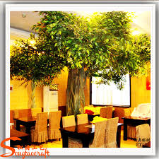 sell unique artificial big trees decorative metal trees size