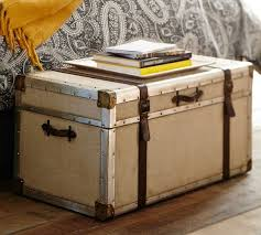 Pottery Barn Teen Stores Store All Your Kiddos Toys Trinkets In This Pretty Traveler U0027s