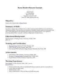 New Grad Nurse Resume Download Graduate Nursing Resume Examples Haadyaooverbayresort Com
