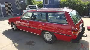 1987 mitsubishi cordia 1981 v6 sigma wagon in vic
