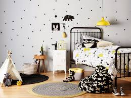 Black And Yellow Bedroom Decor by Bedrooms Adorable Ebabee Likes5 Of The Best Black And White Kids
